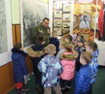Дневник Месячника ОМ и ВП работы — Посещение Музея боевой Славы